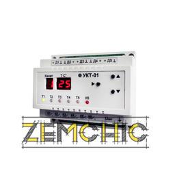 УКТ-01 устройство контроля температуры - фото