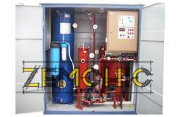 Вакуум-сушильная установка ELMO-ВСМ-3,0