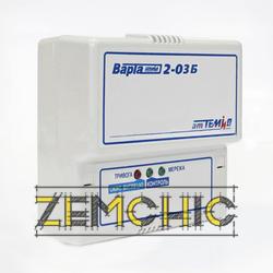 Сигнализатор газа ВАРТА 2-03Б - фото