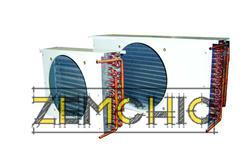 Воздушные конденсаторы типа КВГ, КВВ фото1