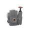 Клапан предохранительный разгрузочный 10-200-1-11- вид сбоку
